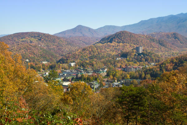 Fall in Gatlinburg