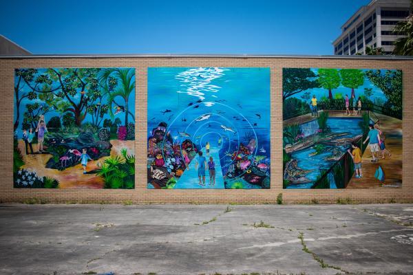 Mississippi Aquarium Aquatic Wonders by Robert Waldrop