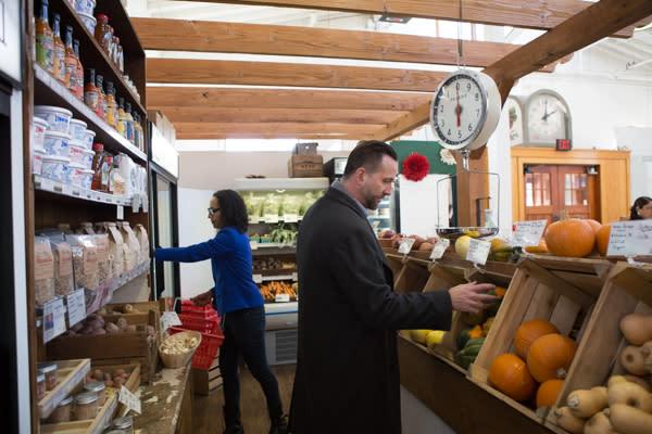 Fall Broad Street Market