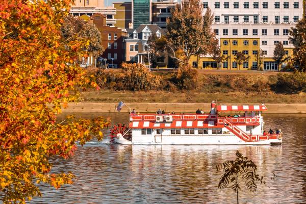 Pride of the Susquehanna Fall