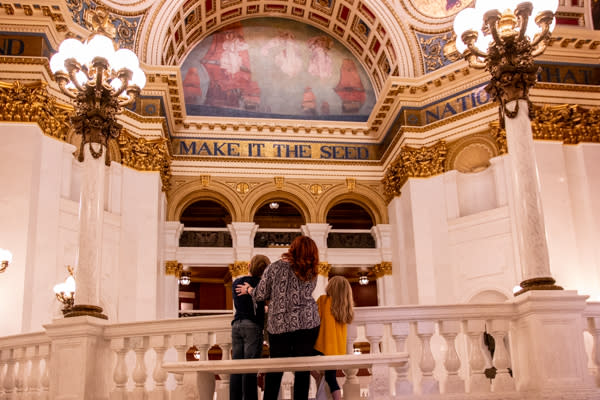 PA State Capitol Tour