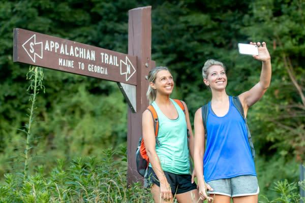 Spring Hiking Appalachian Trail