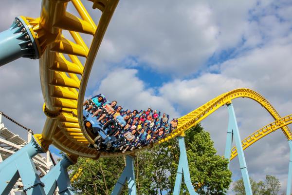 Hersheypark Rollercoaster