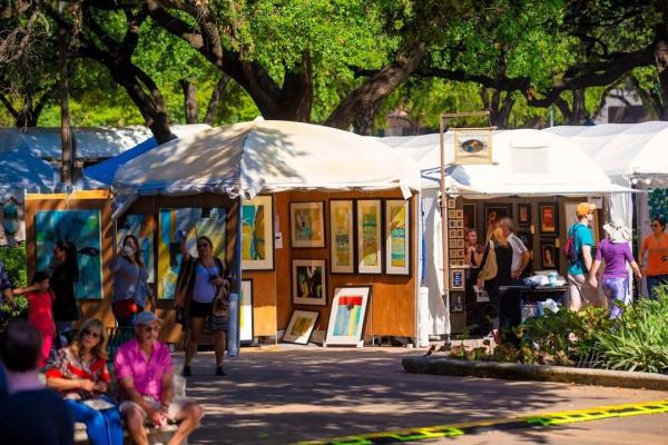 Bayou City Art Fest