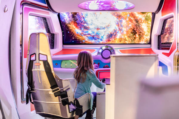Muse Knoxville Attractions Chilhowee Park Kids Fun