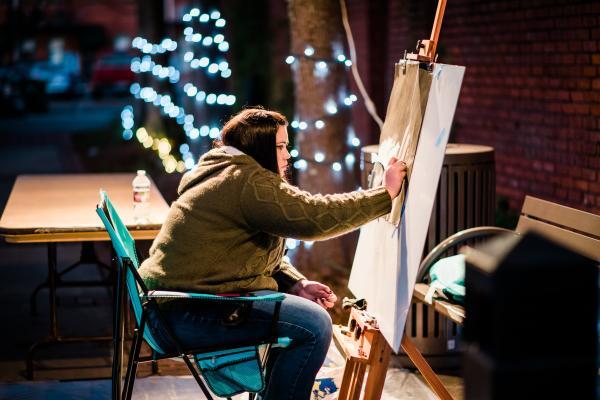 Art 6 Feet Apart Artist