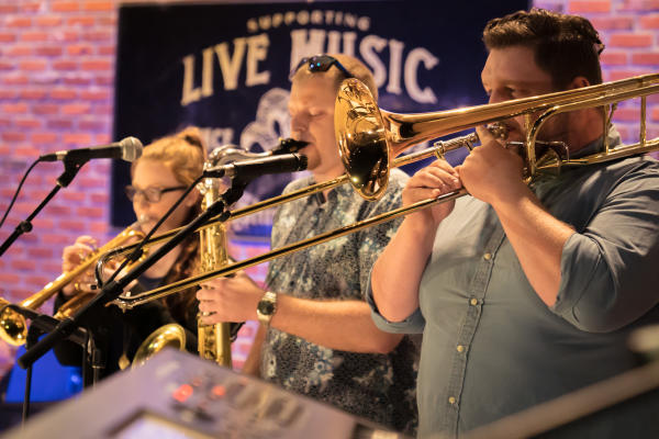 Brass Live @ the Lakefront