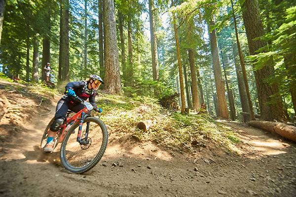 Sturdy Dirty Mountain Biking Event by Jacob Pace