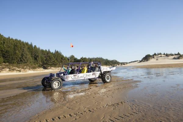 Sandland Adventures Dune Buggy Tours by Eugene, Cascades & Coast