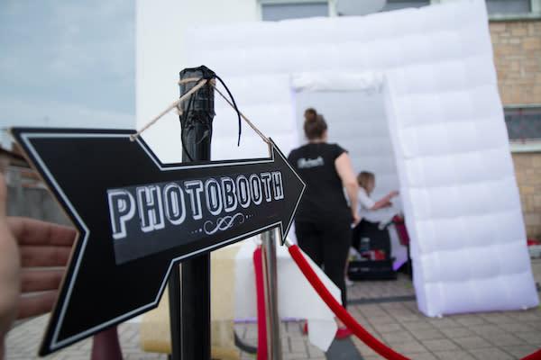 Adobe Stock image - Photobooth