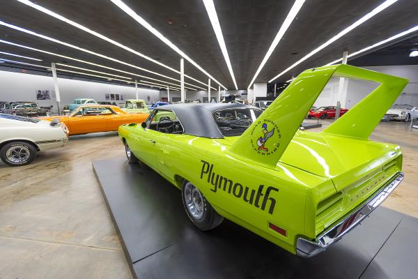 Midwest Dream Car Collection
