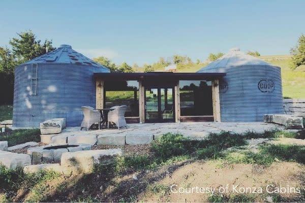 Konza Cabin