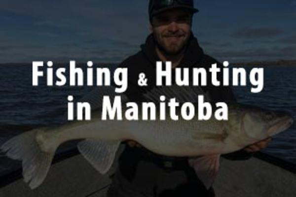 Fish Hunt Manitoba, the ultimate source for Manitoba Outdoors