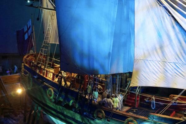 Nonsuch at the Manitoba Museum