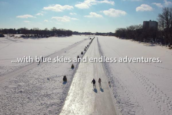 Video Thumbnail - youtube - Fall in Love with Winter | Winnipeg