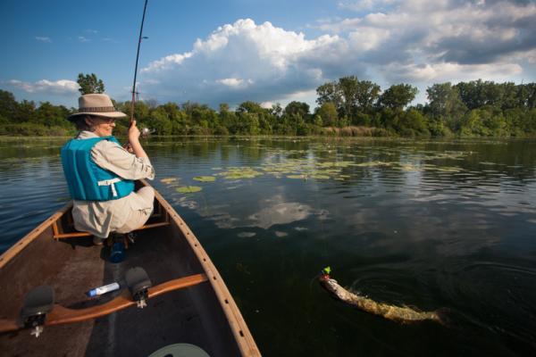 Fish Lake fishing