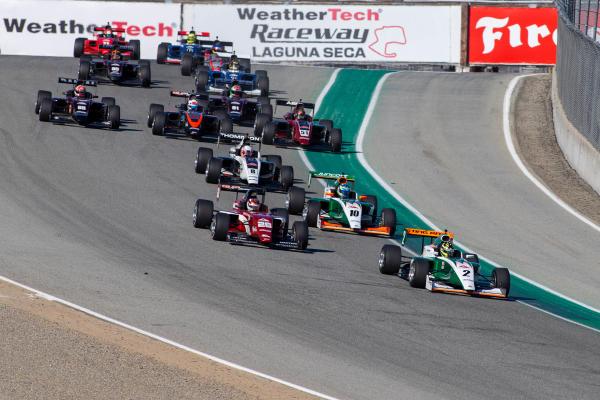 WeatherTech Laguna Seca Indycar