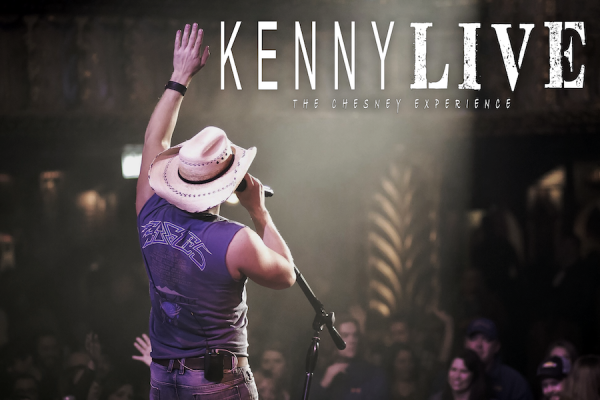 Kenny Live: The Chesney Experience will perform at Cedar Creek Winery on Sept. 25.