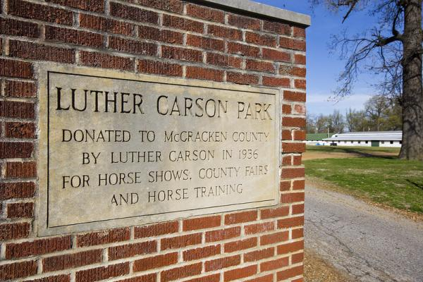 Carson Park Entrance