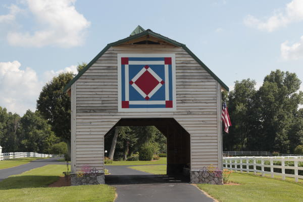 Calloway County Barn Quilt Trail