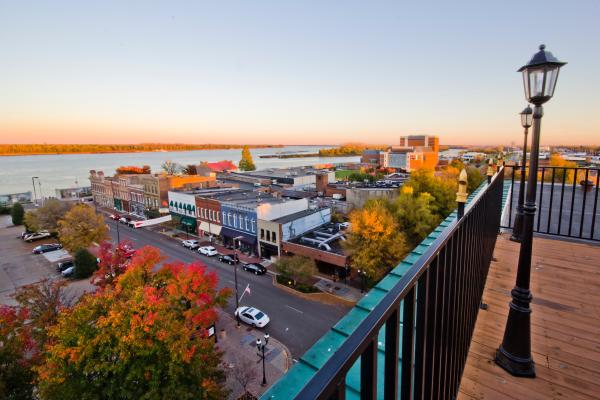 Downtown Paducah Fall