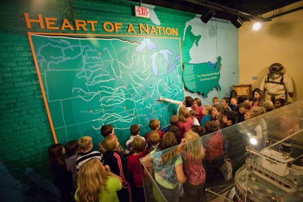 Heart of a Nation - River Discovery Center