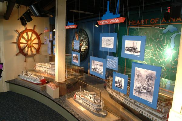 Steamboat River Discovery Center