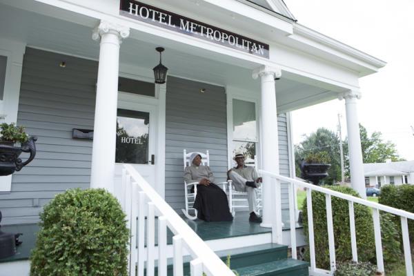 The Hotel Metropolitan