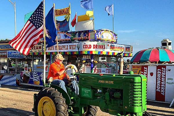 County Fair Tractor
