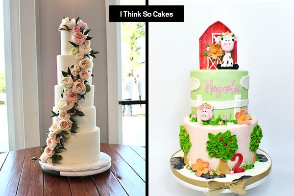 I Think So Cakes Blog