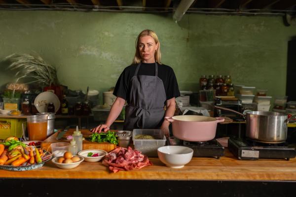Chantrelle blog post JS Chef Christie Peters