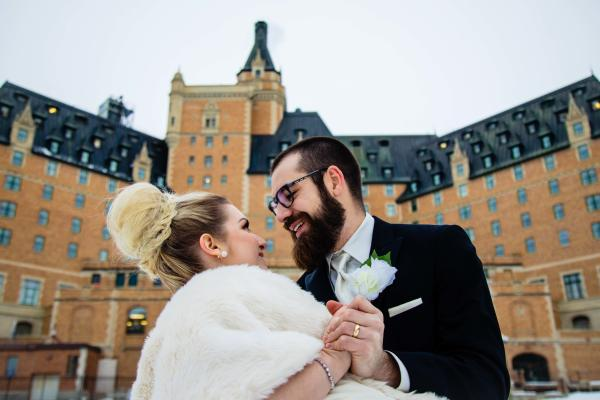 Bess wedding photo