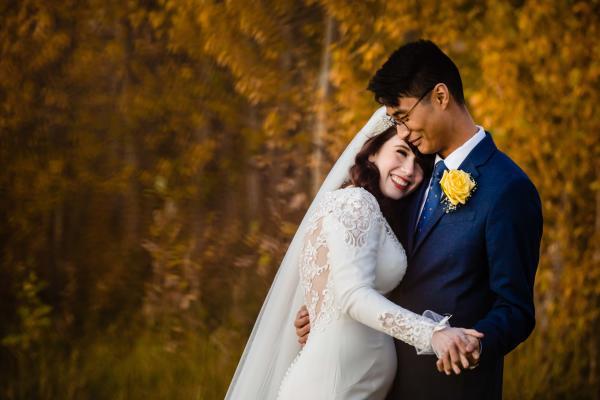 Meewasin wedding photo