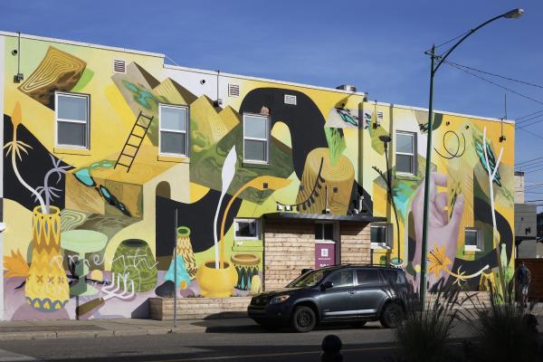 Jill Stanton - Mural