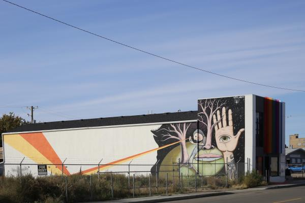 OutSaskatoon Mural