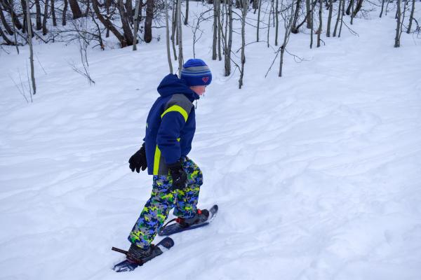 Kids Snowshoe