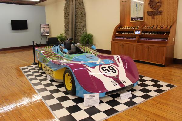 Car at VC