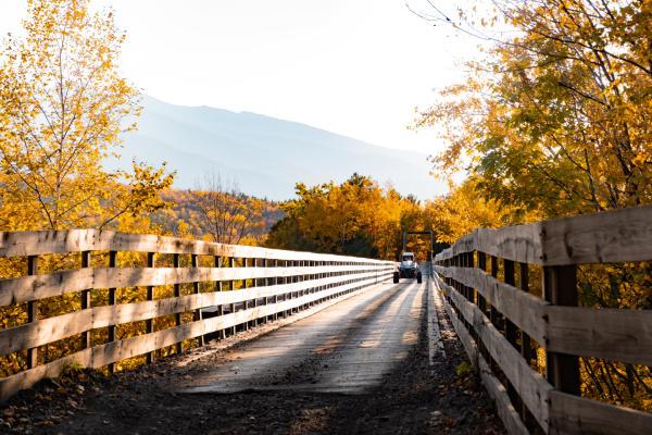 Northeast Snowmobile & ATV Rentals Fall Foliage