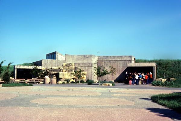 Sedgwick County Zoo Herpetarium in 1974