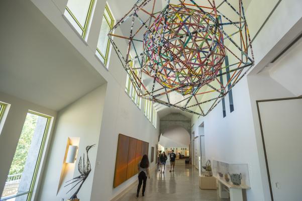 Marianna Kistler Beach Museum of Art
