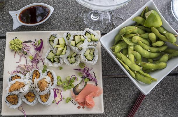 Midori Sushi 610 by 400