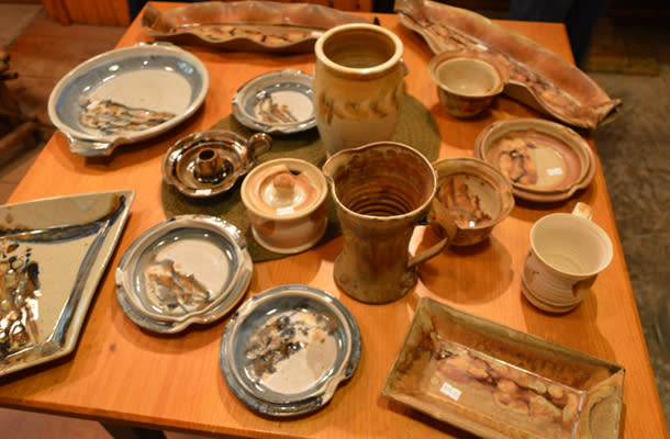 Pottery Collector Pinecroft 610 by 400