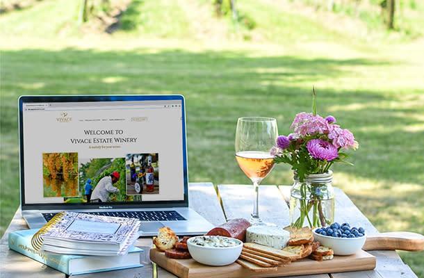 Vivace Winery 610 x 400