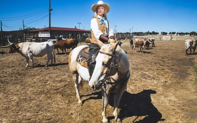 Kristin - Fort Worth Herd