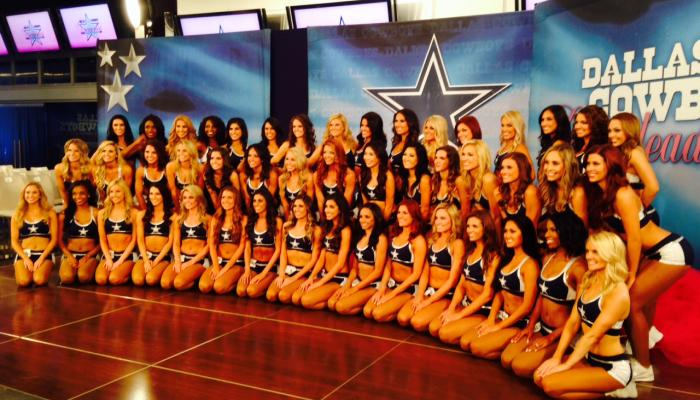 Dallas Cowboys Cheerleaders Auditions 6 Criteria Used By Judges