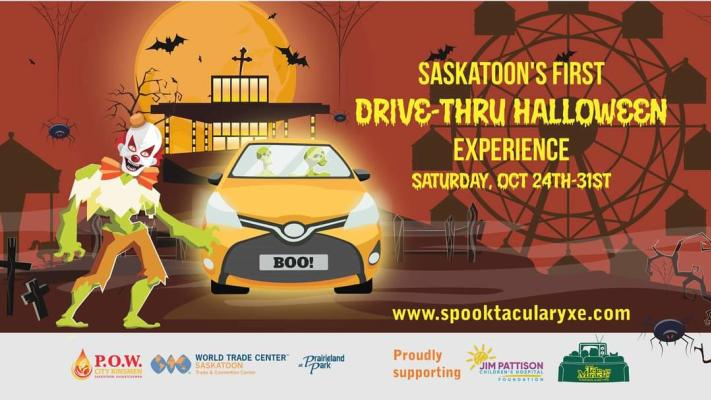 Spooktacular Drive - Thru