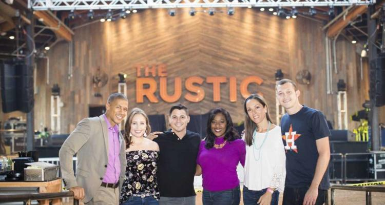 The Rustic Opening