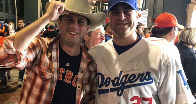Astros Dodgers Friends