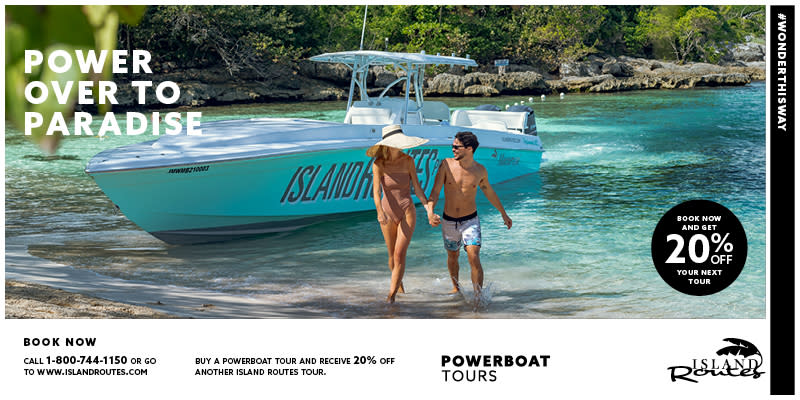 Island Routes Powerboat Coupon