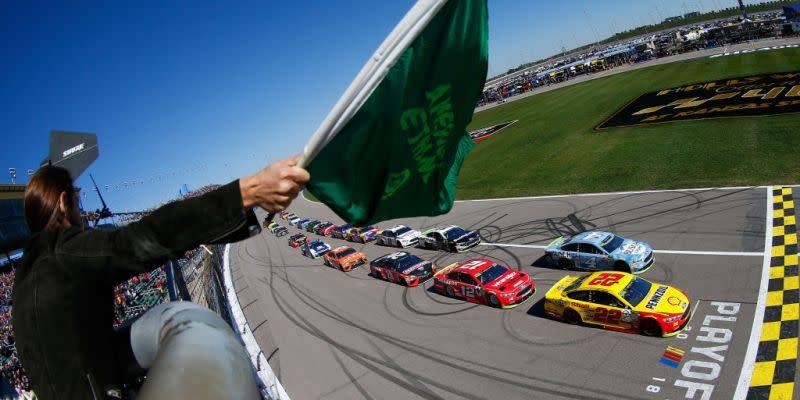 Kansas Speedway Hollywood Casino 400